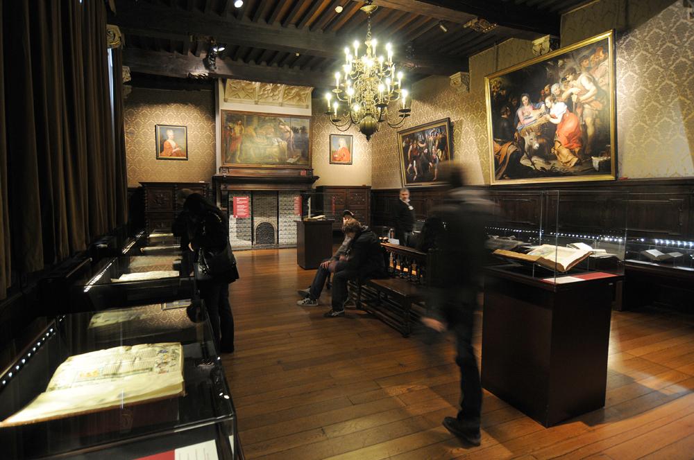 Le musée Plantin-Moretus